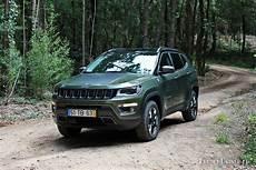 essai jeep compass essai de la nouvelle jeep compass ii par 233 e pour l