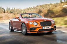 Bentley Kosten - bentley continental supersports 2017 test fahrbericht