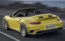 2016 Porsche 911 Turbo Turbo S Facelift Revealed