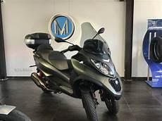 vente d un scooter piaggio mp3 500 hpe kaki avec top