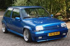 renault r5 gt turbo renault r5 gt turbo one car