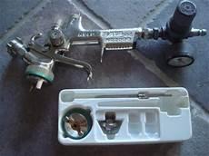 sata jet nr 2000 hvlp with nozzle set