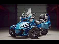 2018 Can Am Spyder Rt Limited Promo