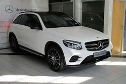 2017 Mercedes Benz GLC 250d 4Matic AMG Line Crossover