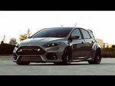 2018 Ford Focus Rs And St Get Widebody Kit From Fortune
