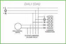 dimming control signals nvc lighting