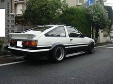 1987 Toyota Ae86 Levin Gtv