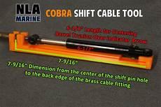 Omc Cobra Shift Cable 0987661 18 2245 1 Gimbal Bellows Kit