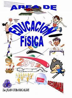 de caratula de educacion fisica educaci 211 n f 205 sica 1138