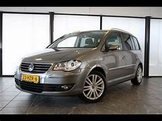 Volkswagen Touran Highline - volkswagen touran 2 0 tdi highline 2009 occasion