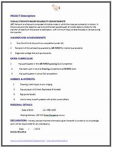 fresher computer science engineer resume sle page 2