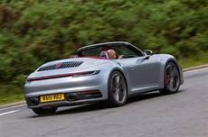 porsche 911 cabriolet performance engine ride handling