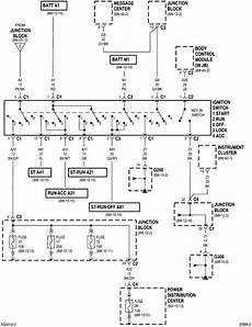 2000 caravan wiring schematic free picture diagram need wiring diagram for 1997 dodge caravan ignition switch