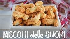 ricetta per biscotti fatti in casa biscotti delle suore friabili leggeri e senza uova