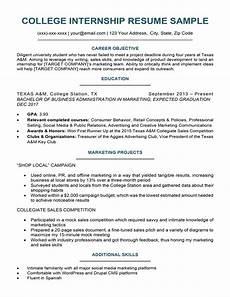 college student resume sle writing tips resume companion