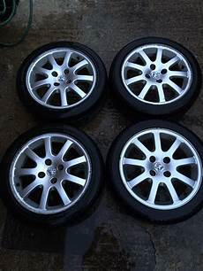 205 45 16 Alloys For Peugeot 206 Cc Gti With Tyres 4x 108