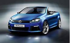 volkswagen golf r cabriolet previewed ahead of geneva