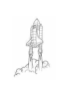 ausmalbild start eines space shuttles in 2020 ausmalen
