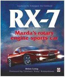 books about how cars work 2005 mazda rx 8 on board diagnostic system rx 7 mazda s rotary engine sports car third edition motoring books chaters