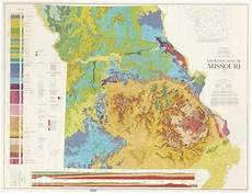 quot geologic map of missouri quot by kenneth h jerry d