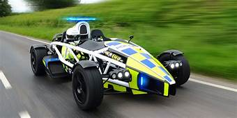 This Is The Ariel Atom Police Car And Its Insane