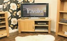 Tv Ecke Gestalten - aston oak corner lcd tv cabinet 9033 furniture in fashion