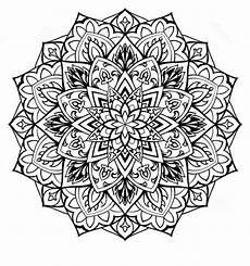 Vorlagen Mandala - 50 mandala vorlagen stress abbauen diy zenideen