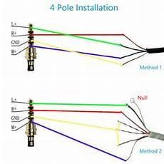apple 1 8 in audio color coded wiring diagram for fixing broken headphones audio in