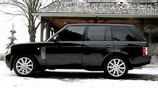 2011 Range Rover Supercharged Air Suspension Rising And