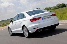 Audi A3 Limousine Fahrbericht A3 Limousine Greift Bmw