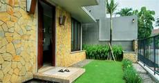 Desain Taman Rumah Minimalis Yang Alami