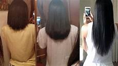 Relaxed Hair Growing Out