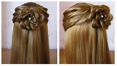 Tuto Coiffure Simple Cheveux Mi Longs Coiffure