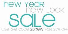 new year new look sale clean