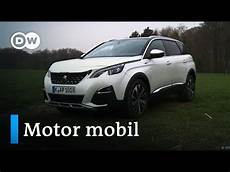 Im Test Peugeot 5008 Gt Motor Mobil