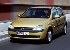 Opel Corsa Corsa C 1 2 16v 75 Hp Technische Daten Und