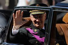 King Philippe Of Belgium Joins Mathilde And Their