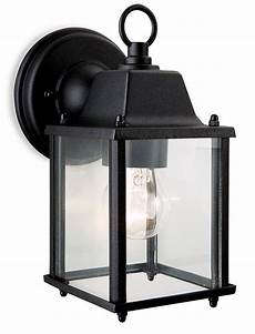 firstlight coach outdoor black wall lantern 8666bk