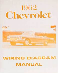 wiring diagram for 1968 impala 1962 chevrolet impala parts literature multimedia literature wiring diagrams classic