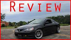 2002 acura rsx review youtube