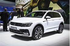 Volkswagen Tiguan 2016 Les Prix Du Tiguan R Line L Argus