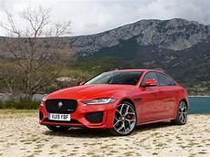 jaguar sedan 2020 2020 jaguar xe sedan gets a facelift the