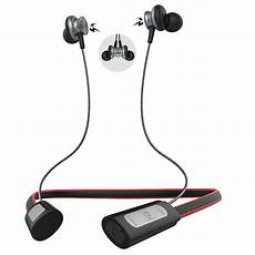 Langsdom Bs85 Sports Bluetooth Stereo Bass by Langsdom L9 Wireless Bluetooth Earphone Neckband Sports
