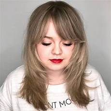 medium length layered hairstyles for round faces 40 stunning medium hairstyles for round faces