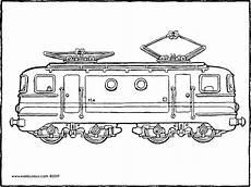 Malvorlage Zug Lokomotive Zug Colouring Pages Kiddimalseite