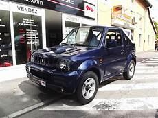 suzuki jimny prix occasion suzuki jimny 1 5 ddis 86 jlx cabriolet occasion epinal pas cher voiture occasion vosges 88000