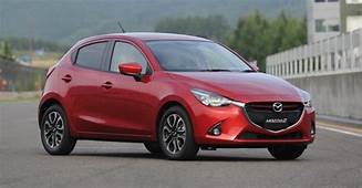 2015 Mazda 2 Production To Shift From Japan Thailand