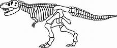 dinosaurs fossils coloring pages 16729 papercraft thackbarth