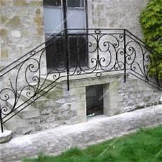 Res D Escalier En Fer Forg 233 Cie Des Ferronniers D