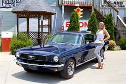 1966 Ford Mustang For Sale 53389  MCG